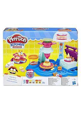 Playdoh fiesta de pasteles - 25534403