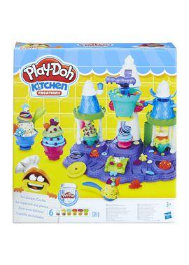 Playdoh castillo de helados - 25534411