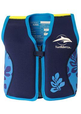 Chaleco natación azul 4 - 5 años, talla m pl6089 - 11198108