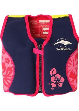 Chaleco natación rosa 2 - 3 años talla s pl6096 - 11198104