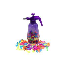 Inflador de globos de agua con globos - 87869601