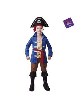 Capitan pirata 10-12 años niño ref.200610 - 55220610