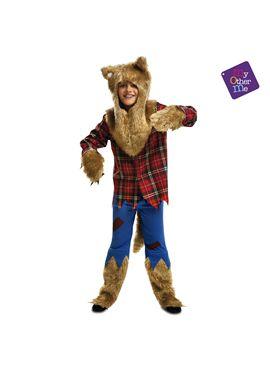 Hombre lobo 10-12 años niño ref.200119 - 55220119