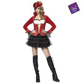 Chica pirata de lujo ml mujer ref.200637 - 55220637