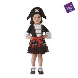 Pirata doncella 3-4 años niña ref.203191 - 55223191