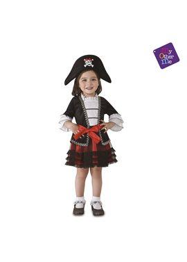 Pirata doncella 5-6 años niña ref.203656 - 55223656