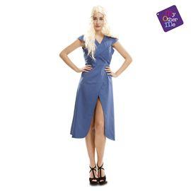 Reina dragón azul ml mujer ref.202062 - 55222062