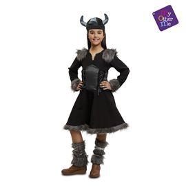 Vikinga salvaje 5-6 años niña ref.203480 - 55223480