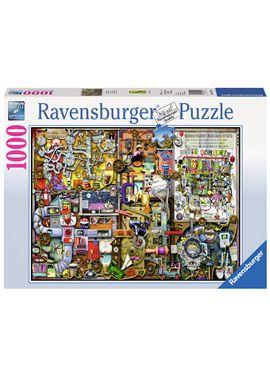 Puzzle 1000 pz colin thompson inventiva - 26919710