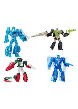 Transformers generation de luxe titan - 25595769(2)
