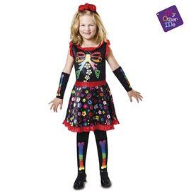 Esqueleto colorines 10-12 años niña ref.203173 - 55223173