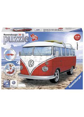 Puzzle 3d furgoneta vw