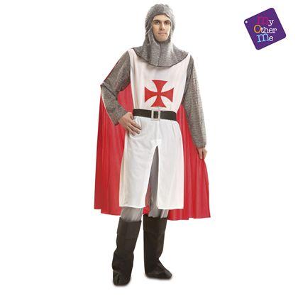 Caballero medieval blanco s hombre ref.202646 - 55222646
