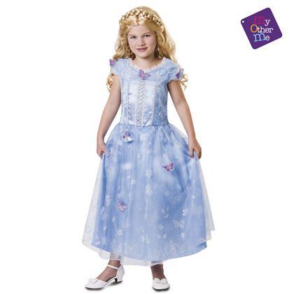 Princesa mariposas 7-9 años niña ref.203181 - 55223181