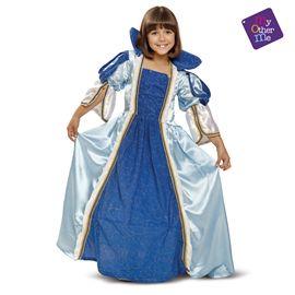 Princesa azul 1-2 años niña ref.200654 - 55220654