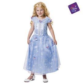 Princesa mariposas 10-12 años niña ref.203182