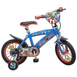 """Bicicleta 14"""" yo kai watch - 34301437"""
