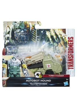 Transformers un paso turbo changers autobot hound