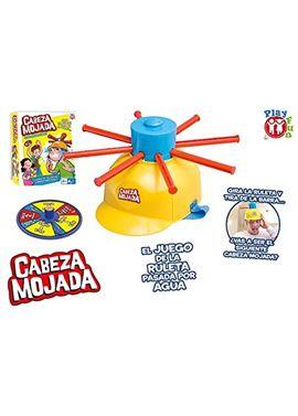 Cabeza mojada - 18095946