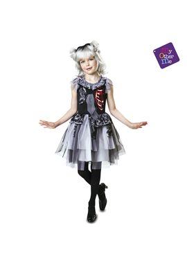 Damisela zombie 10-12 años niña ref.203179 - 55223179