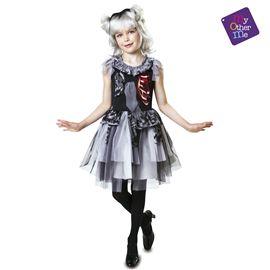 Damisela zombie 5-6 años niña ref.203177 - 55223177