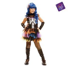 Esqueleto arco iris 5-6 años niña ref.202261 - 55222261