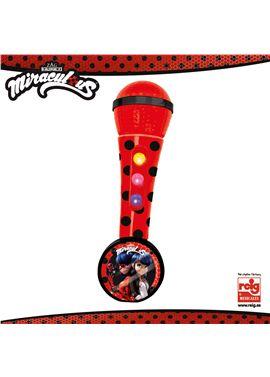 Micro mano c/amplificador ladybug - 31002681