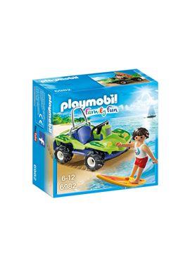Surfista con buggy - 30006982