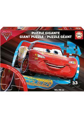 Puzzle gigante de suelo cars 3 - 04017180
