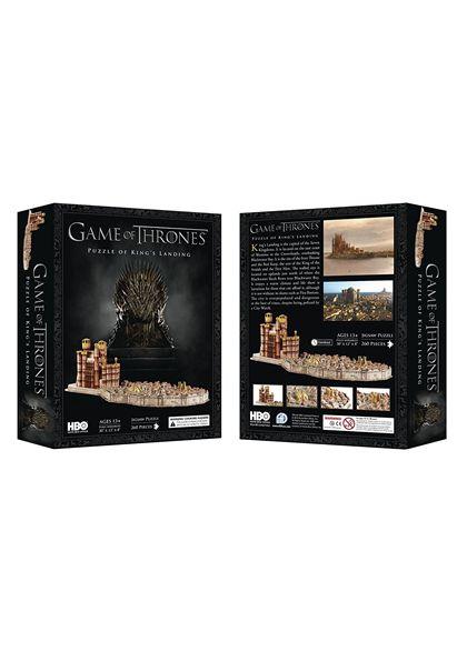 Puzzle 4d desembarco del rey juego de tronos - 47210032(1)