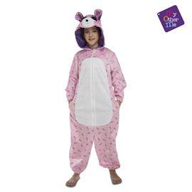 Leopardo rosa 10-12 años niña ref.203758 - 55223758