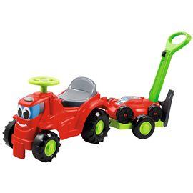 Correpasillo tractor + remolque + cortadora de ced - 33700350