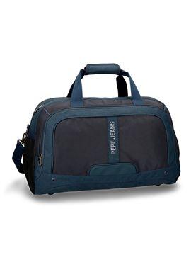 7563252 bolsa de viaje 50cm.pjl greenwich azul