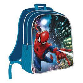 Mochila escolar luces spiderman ref. 2100002028