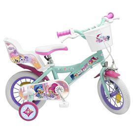 """Bicicleta 12"""" shimmer and shine - 34301263"""