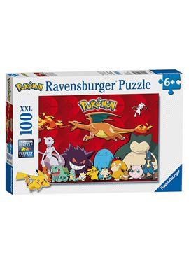 Puzzle 100 pokémon - 26910934