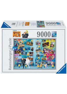 Puzzle 9000 gru, mi villano favorito 3 - 26917808