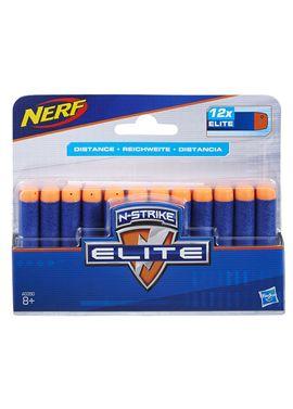 Nerf elite 12 dardos