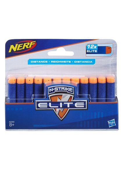 Nerf elite 12 dardos - 25530502
