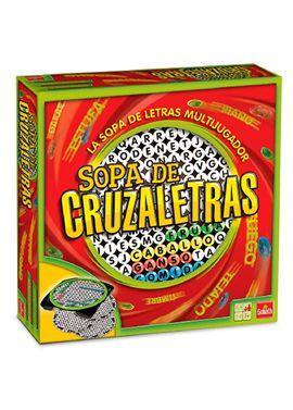 Sopa cruzaletras - 14770551