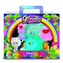 Glimmies friends s2-casa árbol+1 glimmies exclusiv - 23403718