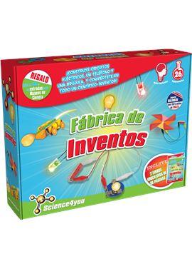 Fábrica de inventos - 49560022