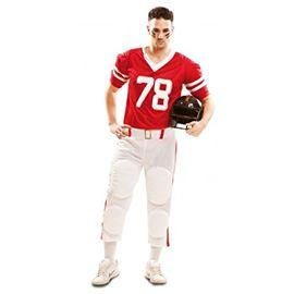 Jugador rugby rojo s hombre ref.202640 - 55222640