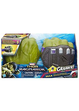 Thor ragnarok puños hulk - 25536668