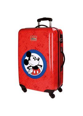 Trolley abs 68c.4r.hello mickey rojo 30318