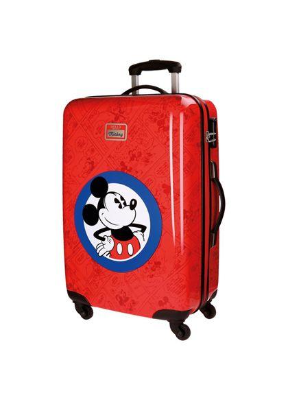Trolley abs 68c.4r.hello mickey rojo 30318 - 75804425