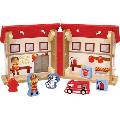 Estación bomberos madera - 95618810(2)
