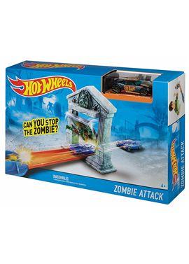 Pistas acrobaticas zombie attack hot wheels - 24522379