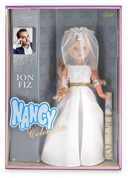 Nancy coleccion novia ion fiz - 13003401
