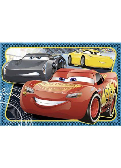 Puzzle 2 x 24 cars 3 - 26907816(1)